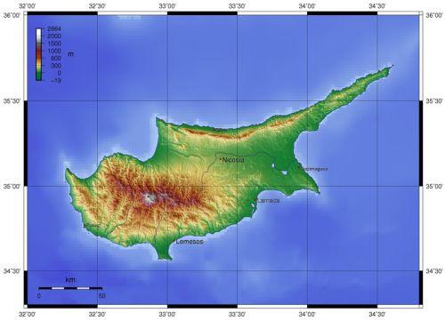 CYPR-GEOGRAFIA