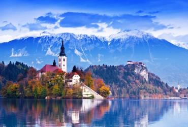 Słowenia, kraj na wakacje