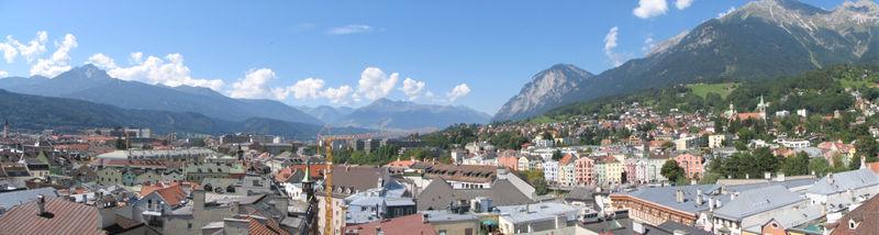 Innsbruck Atrakcje Turystyczne Imagine Europe Przewodnik