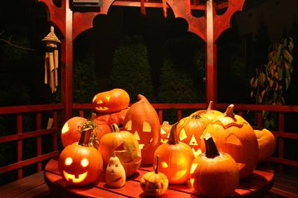 Halloween po angielsku