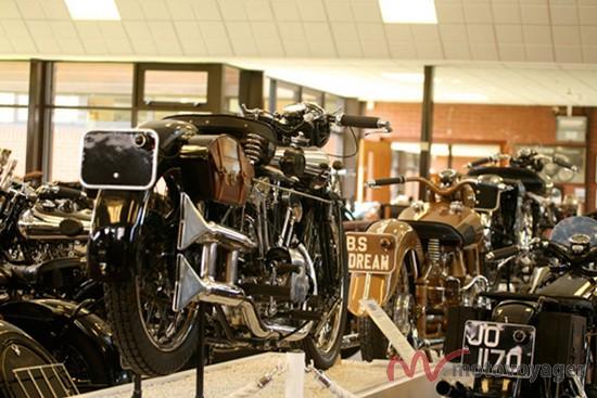 Brytyjskie Narodowe Muzeum Motocykli