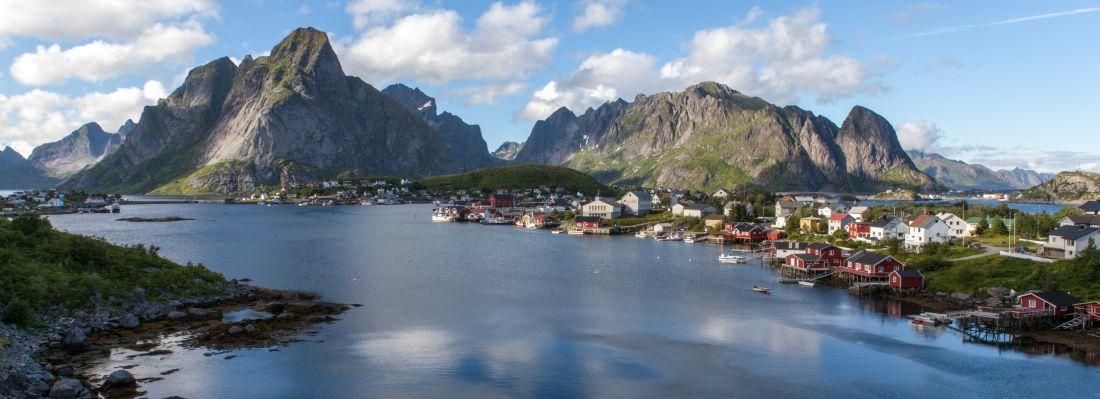 Norwegia Lofoten